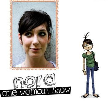 Nora hamzawi nora one woman show