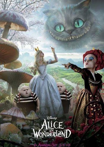 Alice aux pays des merveilles 0